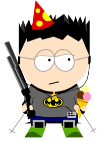 My-South-Park-Character